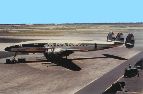 type vliegtuigen klm
